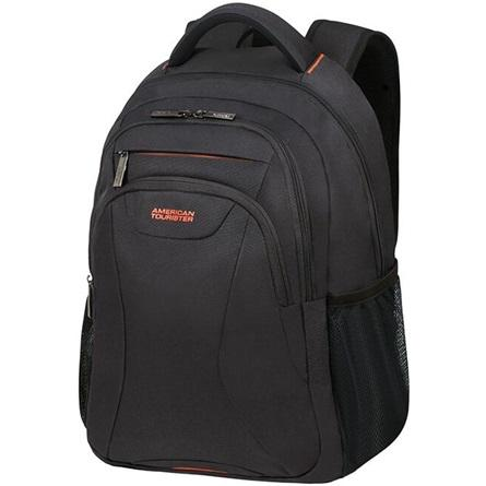 American_Tourister_At_Work_Laptop_Backpack_156_notebook_hatizsak_fekete-narancssarga-i877969