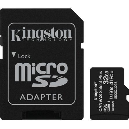 Kingston_32GB_Canvas_Select_Plus_100R_A1_C10_microSDHC_memoriakartya-i900465