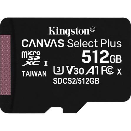 Kingston_512GB_Canvas_Select_Plus_100R_A1_C10_microSDXC_memoriakartya-i900585